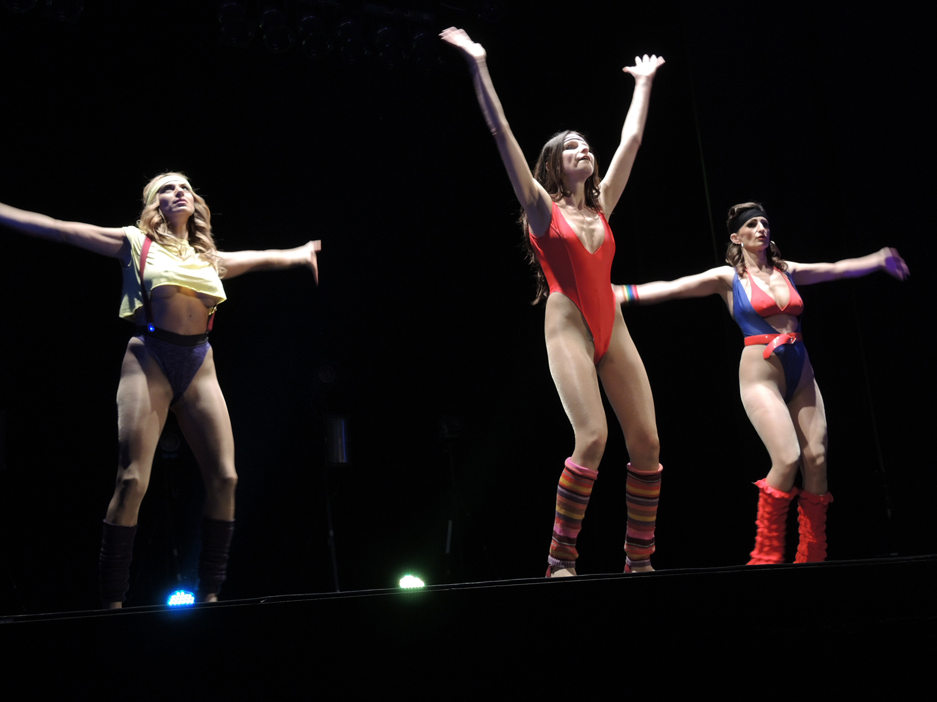 Deaf Burlesque Show II